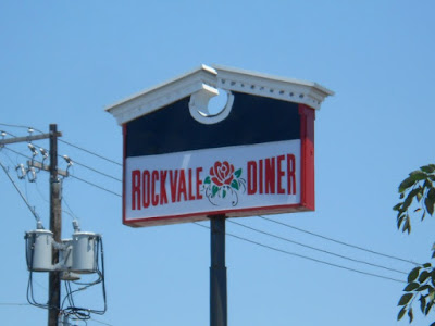 Classic Diner Fare at the Rockvale Diner in Lancaster