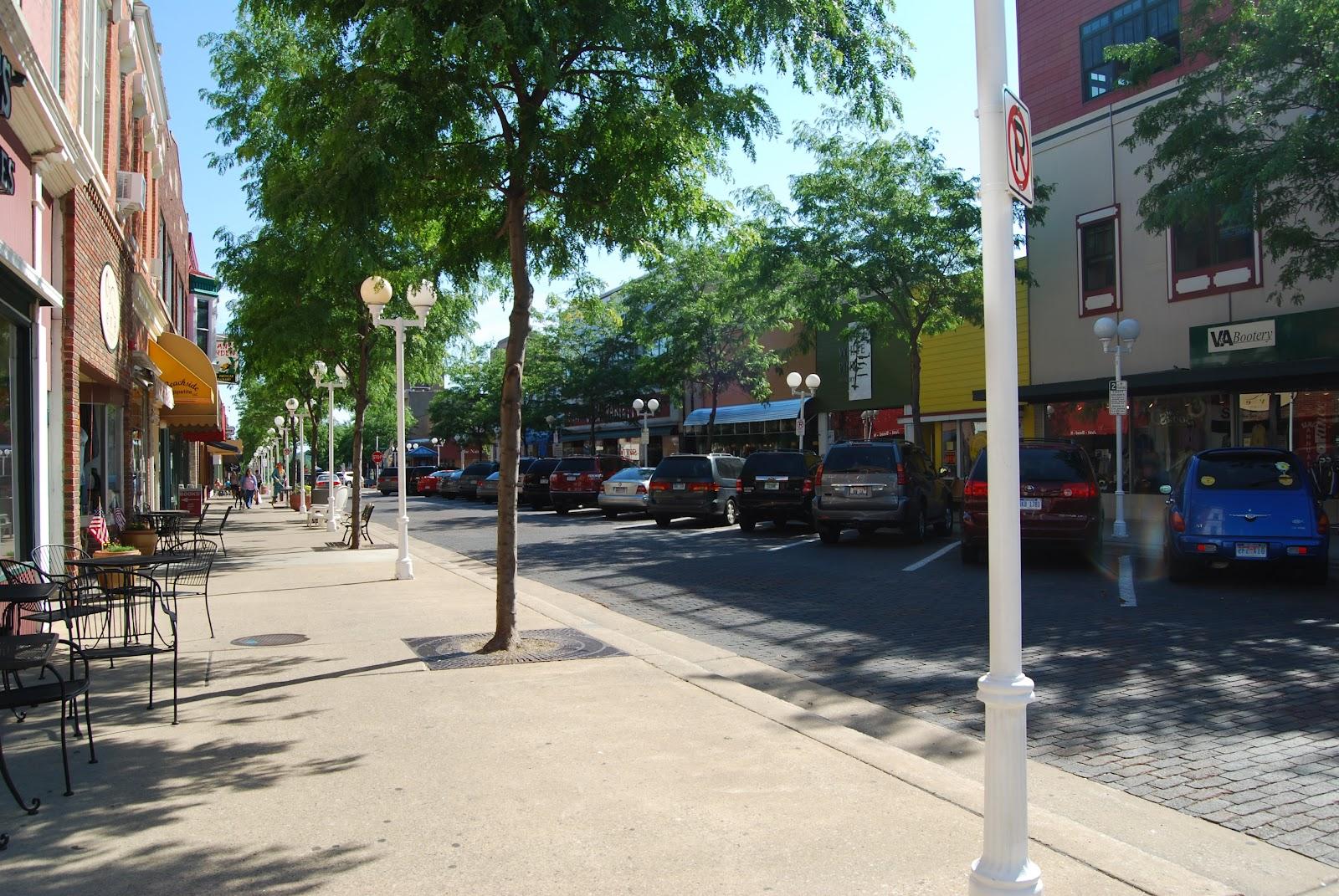 Lenette Evans Photography: Downtown St  Joseph, Michigan
