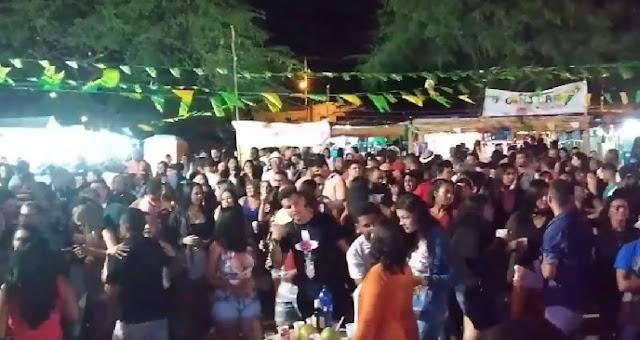 São João das Comunidades é realizado em Juremal com grande público - Portal SPY