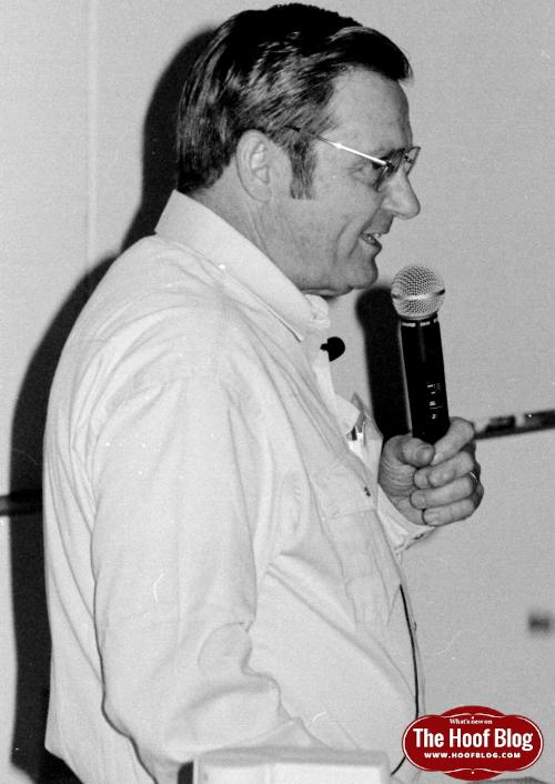 Gary Wade, Disney farrier