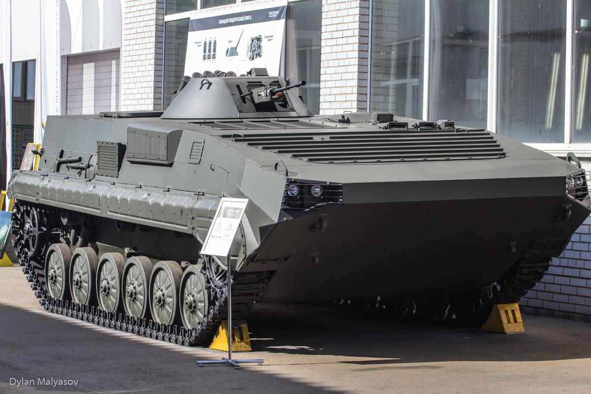 Practika offers BMP-1 tracked infantry fighting vehicle upgrade - Ukrainian Military Pages