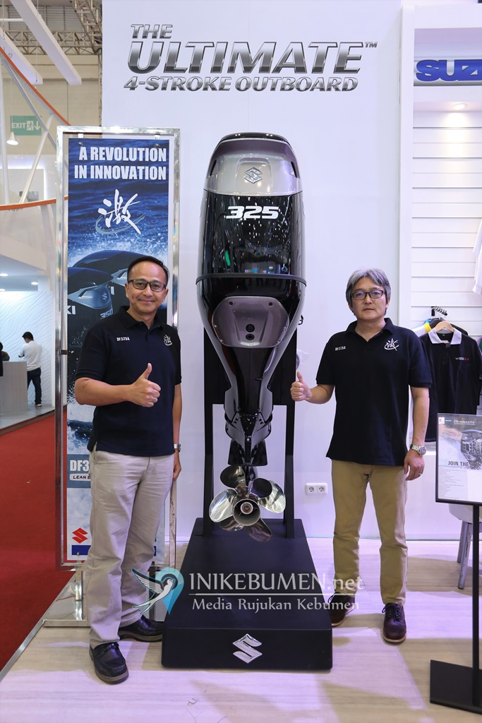 Suzuki Marine Siapkan Strategi Memperluas Pasar Outboard Motor Indonesia
