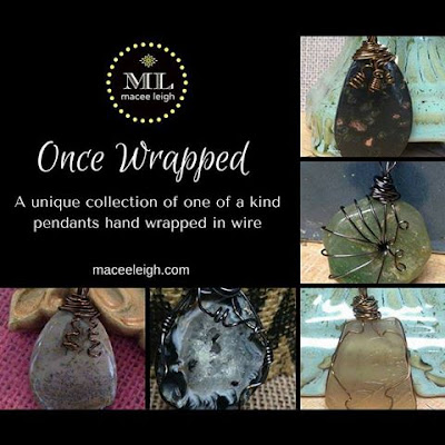 Macee Leigh Once Wrapped collection