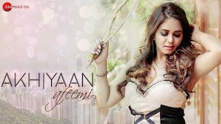 Akhiyaan Afeemi Lyrics | Shobha Girdhar | Manan Bhardwaj