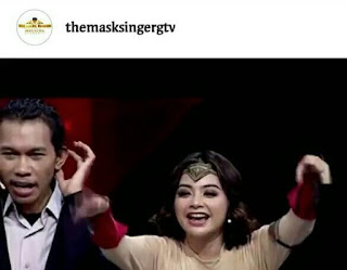 the mask singer indonesia final, the mask singer indonesia semi final, the mask singer indonesia