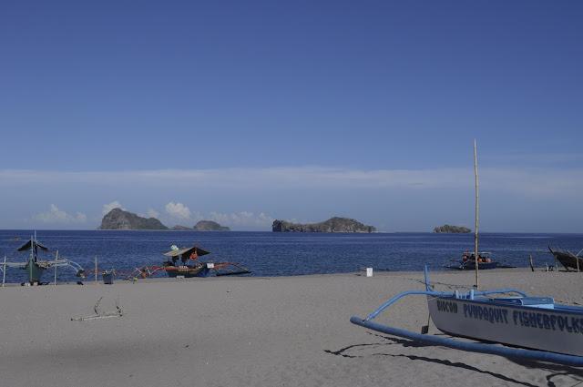 Beaches in the philippines zambales