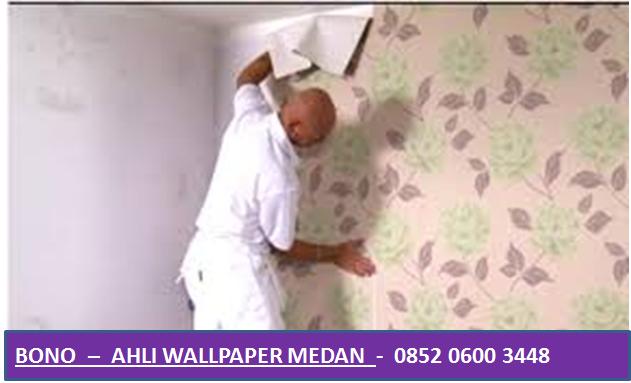 Pasang Wallpaper Dinding Termurah Di Medan