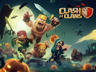 Clash-of-Clans-game android terbaik