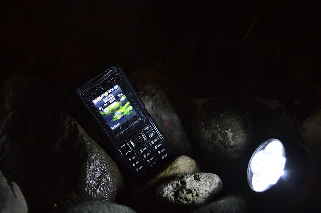 Tough Phone Firefly Mobile E-100 Max Disaster Phone