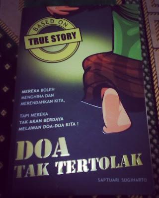 DOA TAK TERTOLAK - Saptuari Sugiharto