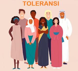 Arti Toleransi Dalam Agama Islam