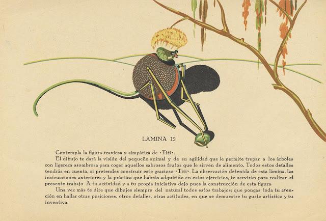 Actividades escolares con hojas, frutos y semillas - Luis Llácer Asencio