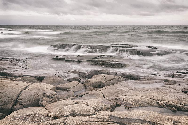 Meri-Pori, Pori, visitpori, meri, sea, cliff, rock, kallio, Kallo, pitkä valotusaika, Visualaddict, valokuvaaja, Frida Steiner, luonto, nature, luontovalokuvaus, photography, Finland, Suomi, experience, discover