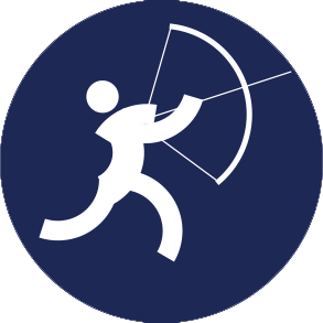 Icon Logo Panahan Asian Games 2018