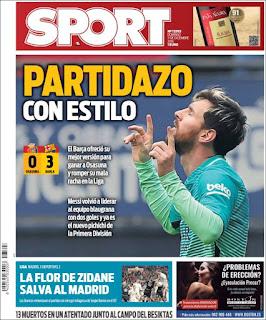 portada Sport 11 12 2016