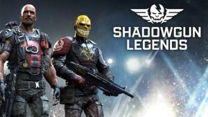 Free Download Shadowgun Legends MOD APK 2018
