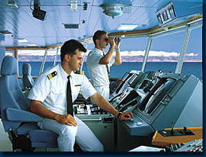Koliko zaradjuje kapetan na brodu