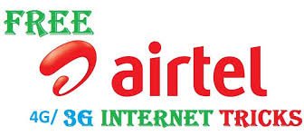 Airtel FREE 1GB  3G Internet Data tricks