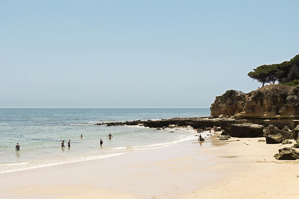 fotografía de playas Olhos de Agua