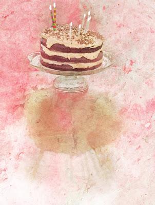 cake book cover by Sara Harley