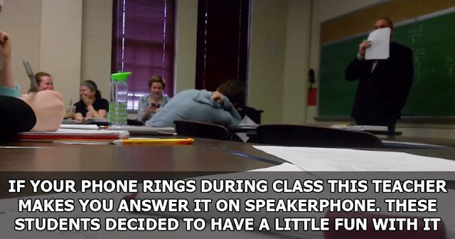 April Fools Day Pranks On Teachers
