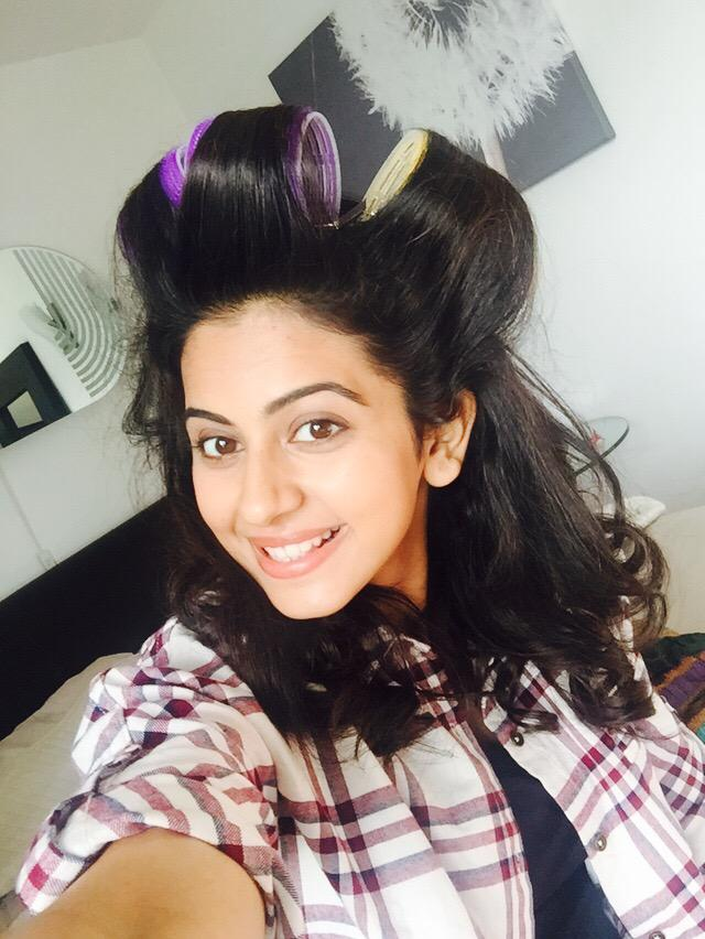 Rakul Preet Singh Beautiful Hair Style Stills