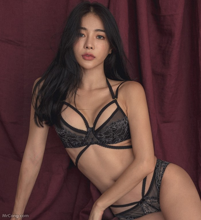 Seo Rin Lingerie Set Assoass 1