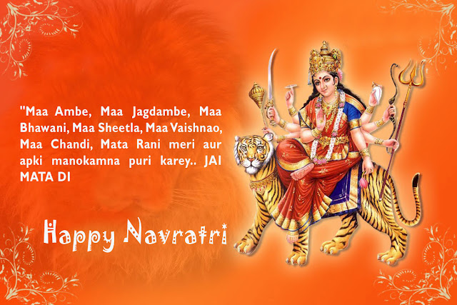 Happy Navratri Quotes and Wishes for a Prosperous Life Ahead