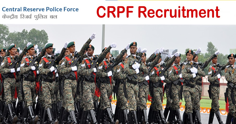 CRPF%2BL  Th P Govt Job Online Form Up on