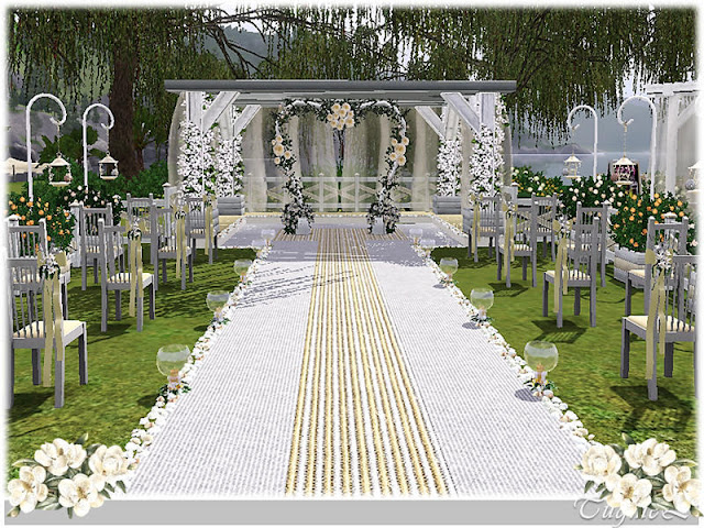 Sims 3 Wedding Venue
