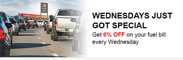 Manila Life: Get double rebate on Wednesdays with Caltex and