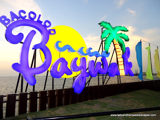 Bacolod Baywalk