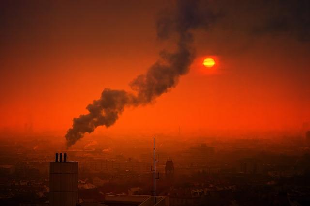 Ο ατμοσφαιρικός άνθρακας τo 2017 έφθασε στα υψηλότερα επίπεδα των τελευταίων 800.000 ετών!!!