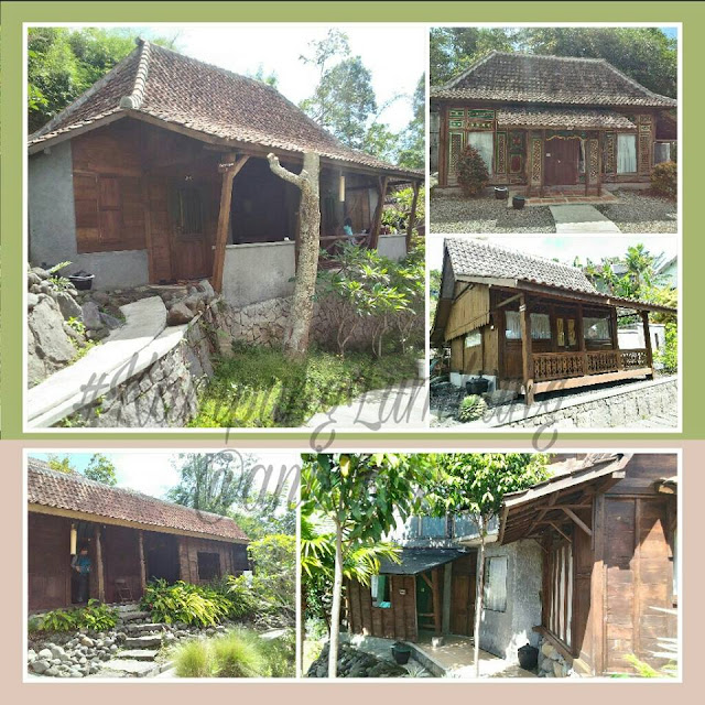 Villa Kampung Lumbung, Batu