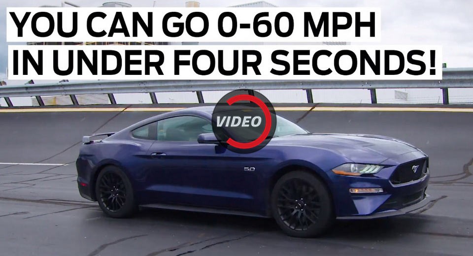 Ford Mustang GT: Quickest yet