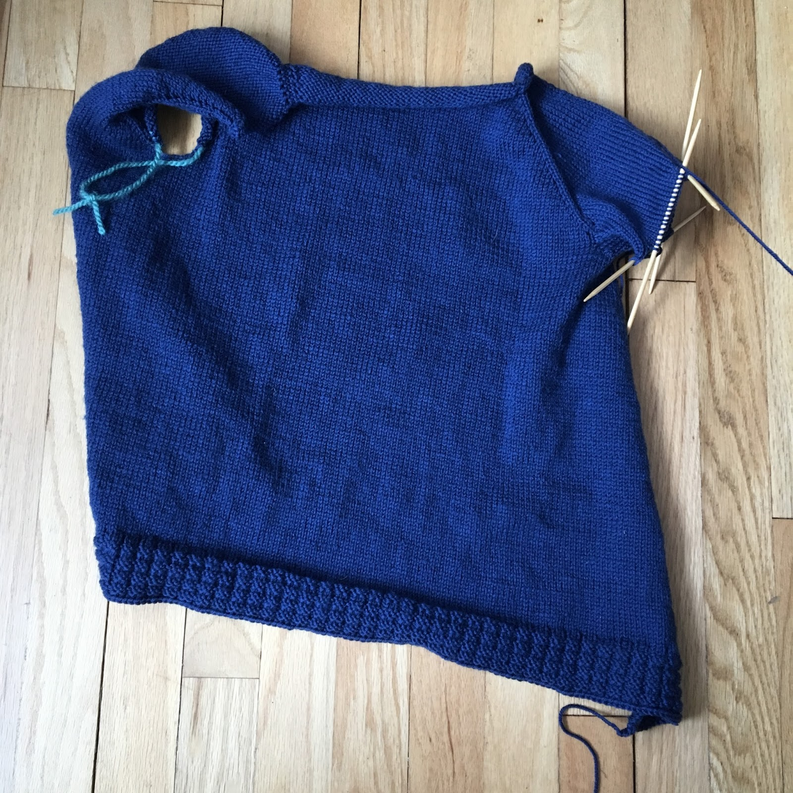 13a13aa3a9874 Caffeine Girl Creates  Fretting about a Sweater