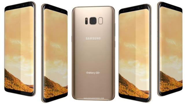 Download Firmwara Samsung Galaxy S8+ SM-G955