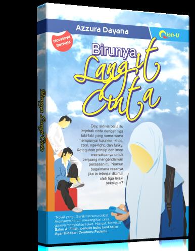 Cinta birunya langit ebook novel