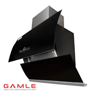 Gamle Kitchen Appliances launches advanced filter-less wall mount Chimney for better Kitchen Experience