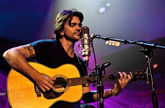 Concierto de Juanes en Octubre en Madrid