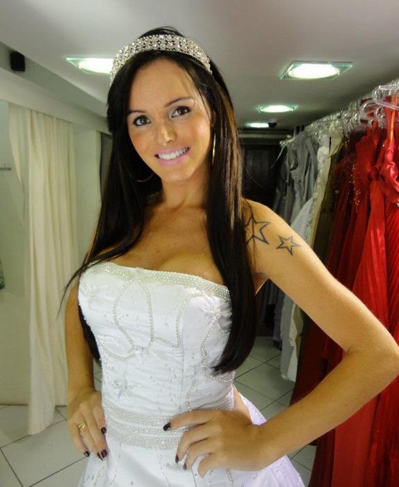 A transexual named Thalita Zampirolli had an affair with Brazil legend Romário