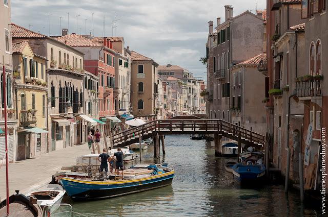 VIaje a Venecia Ghetto Italia