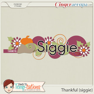 Thankful siggie (Daily download November 2015) by Dagi's Temp-tations