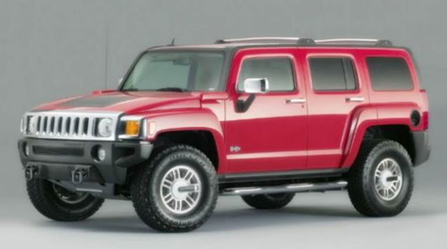 2017 Hummer H3 Release Date and Price