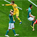 South Korea Knocks Defending Champions Germany our of the World cup after Late 2:0 Victory