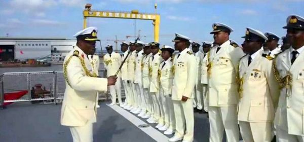 Nigerian Navy Salary Structure 2018 – How Much Pays Naval Officers