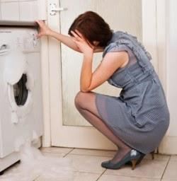 lỗi e6 trên máy giặt toshiba