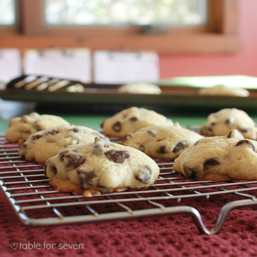 Auntie's Chocolate Chip Cookies