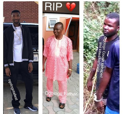 OGOLOGO TALLEST FATHER KIDNAPED & KILLED BY HIS RELATIVES.