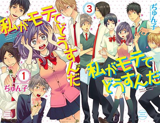 Watashi Ga Motete Dousunda Serien Stream